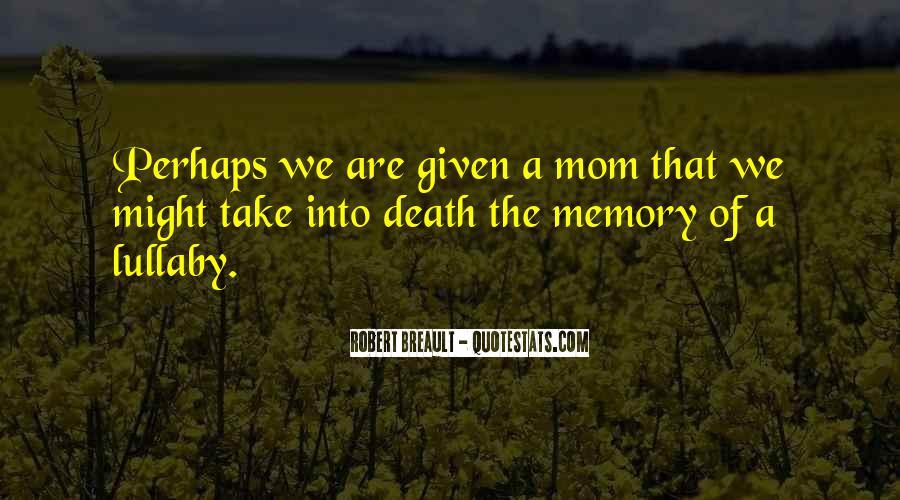 Family Memory Sayings #1050340