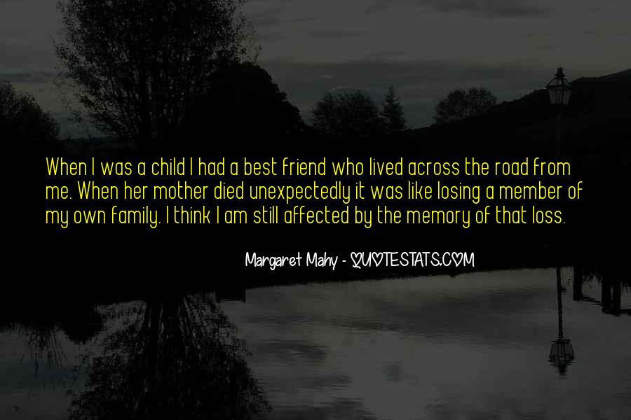 Family Memory Sayings #1211908