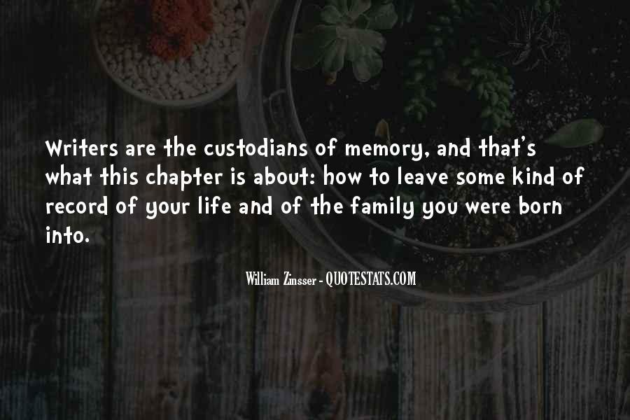 Family Memory Sayings #1314865