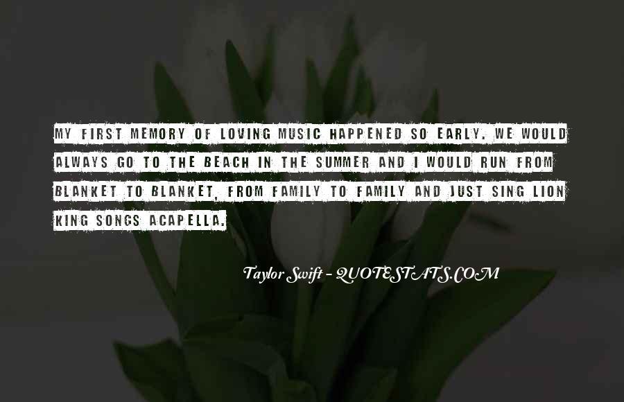 Family Memory Sayings #1597051