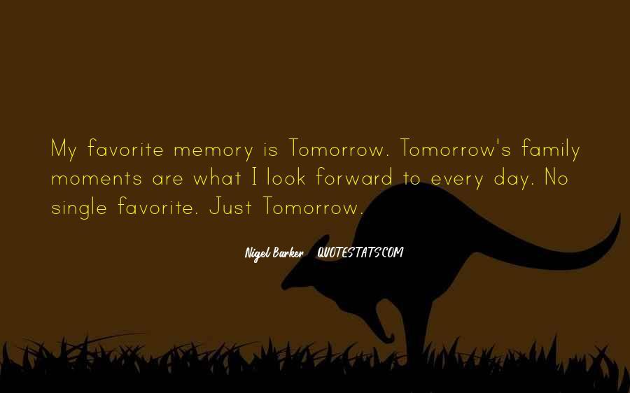 Family Memory Sayings #34610