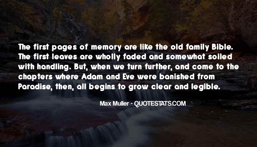 Family Memory Sayings #514769