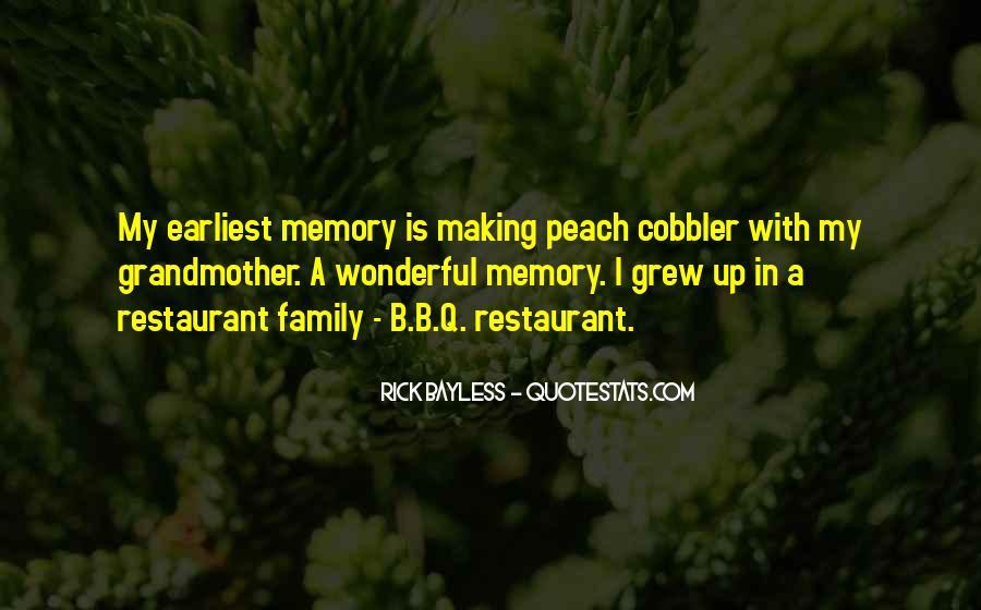 Family Memory Sayings #573364