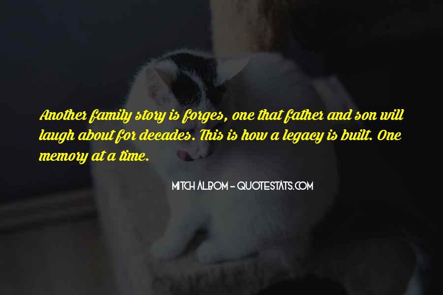 Family Memory Sayings #961326