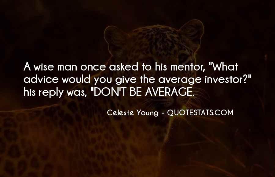 Wise Mentor Sayings #1627654