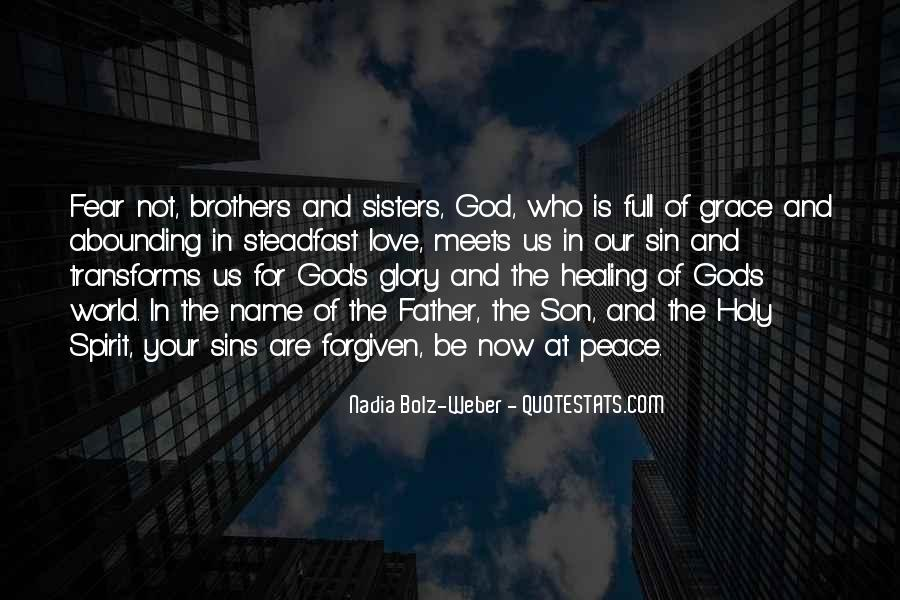 Quotes About Sisters And Brothers Love #1177128