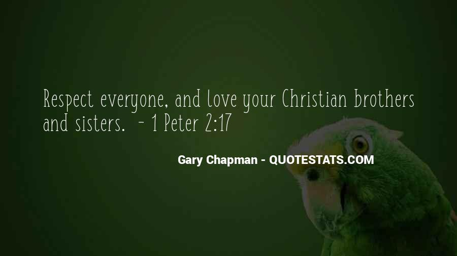 Quotes About Sisters And Brothers Love #1201612