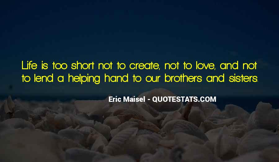Quotes About Sisters And Brothers Love #1202717
