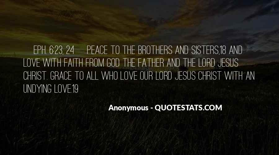 Quotes About Sisters And Brothers Love #1363136