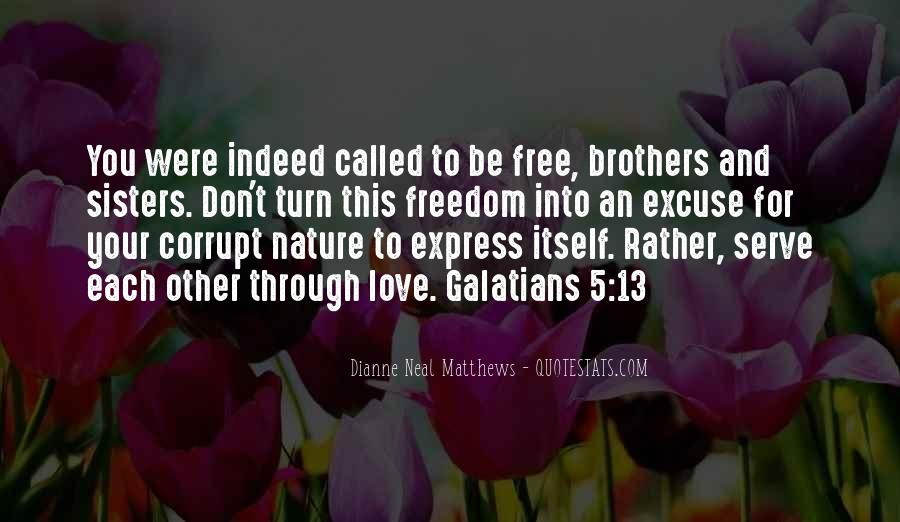 Quotes About Sisters And Brothers Love #1841946