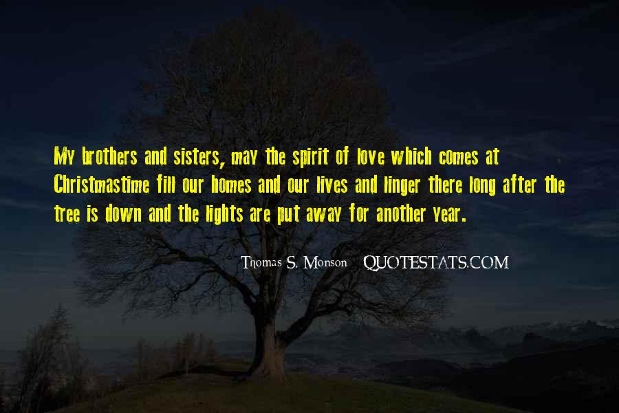 Quotes About Sisters And Brothers Love #614129