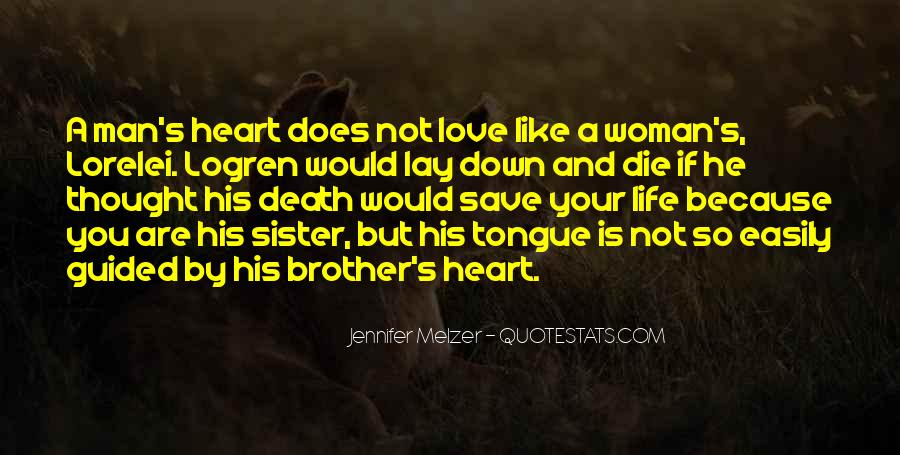 Quotes About Sisters And Brothers Love #889785