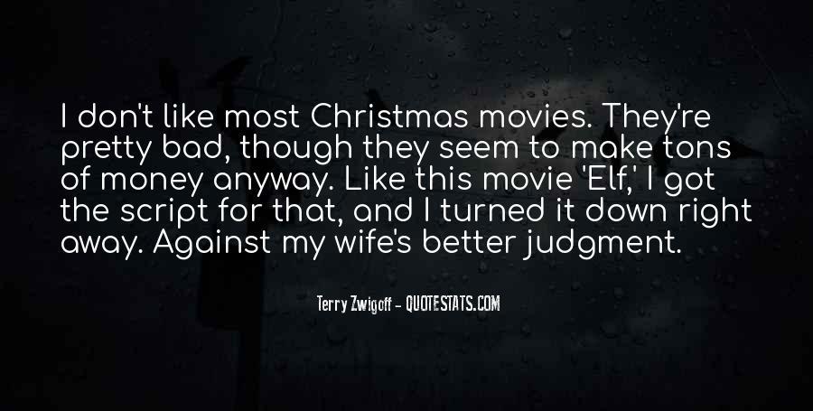 Elf Movie Sayings #1841931