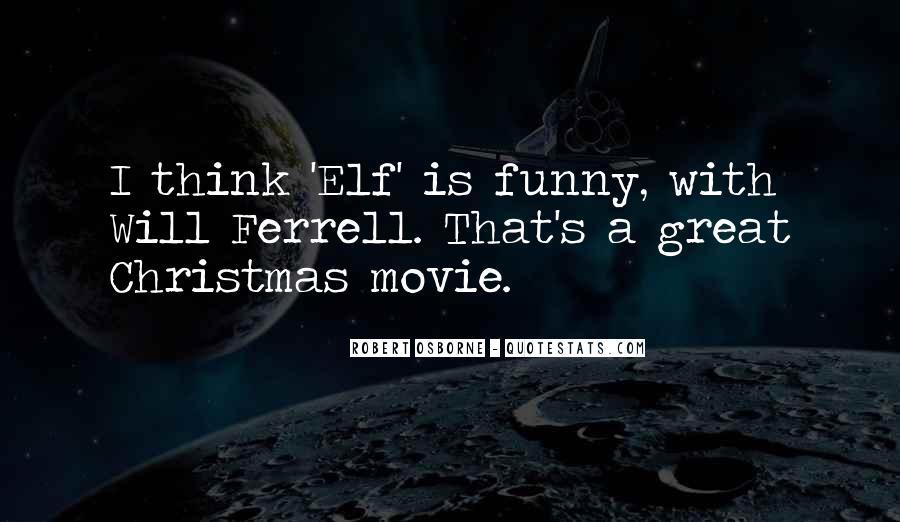 Elf Movie Sayings #732393