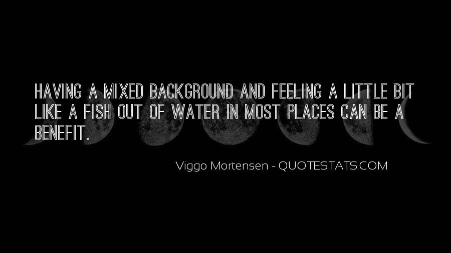 Quotes About Mixed Up Feelings #1295103