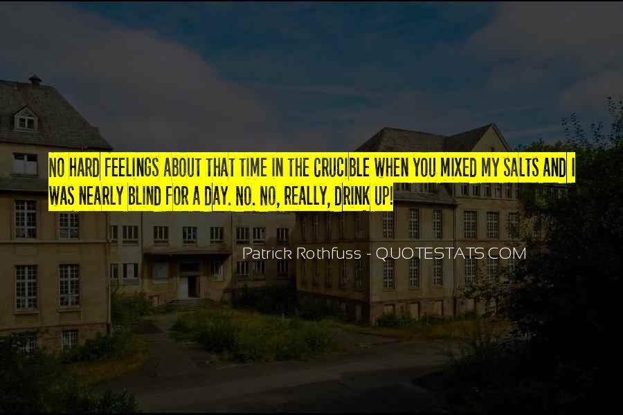 Quotes About Mixed Up Feelings #1763248