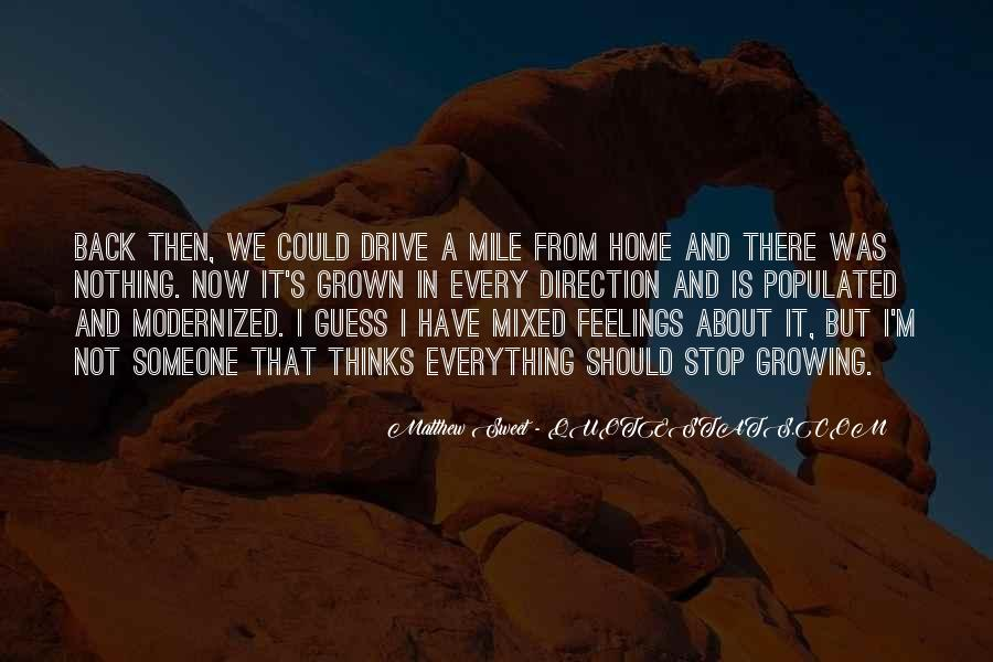 Quotes About Mixed Up Feelings #360813