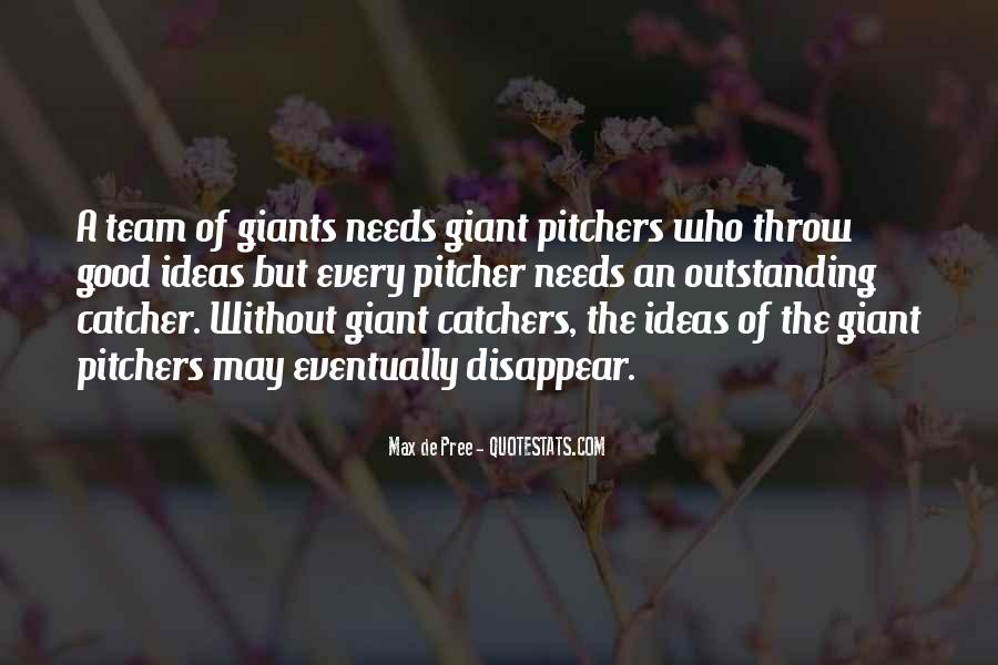 Quotes About Pitchers In Baseball #430135