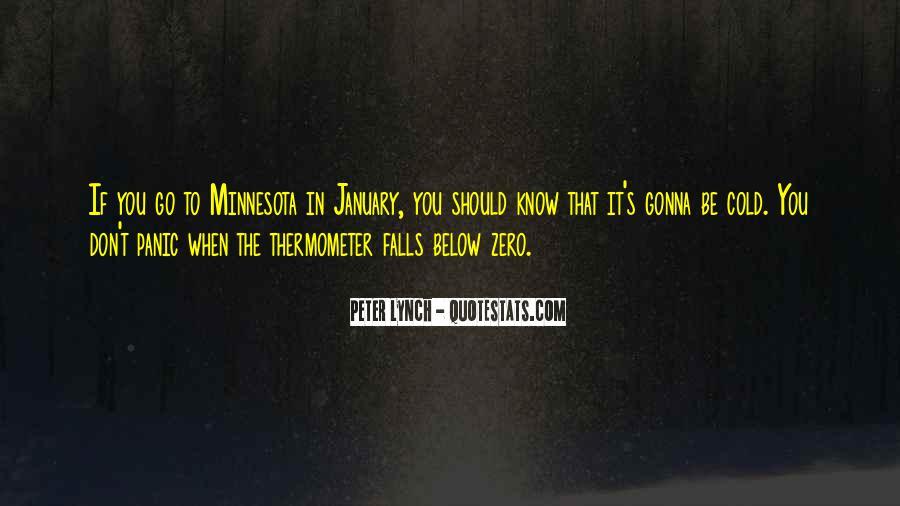 Minnesota Cold Sayings #1090550