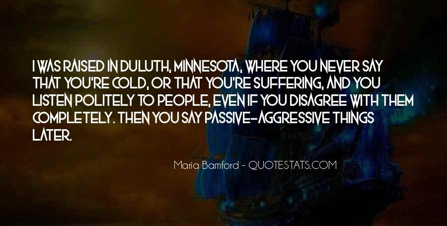 Minnesota Cold Sayings #483461