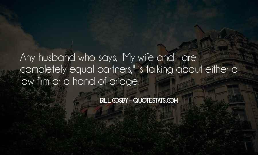 Quotes About A Husband's Love For His Wife #119890