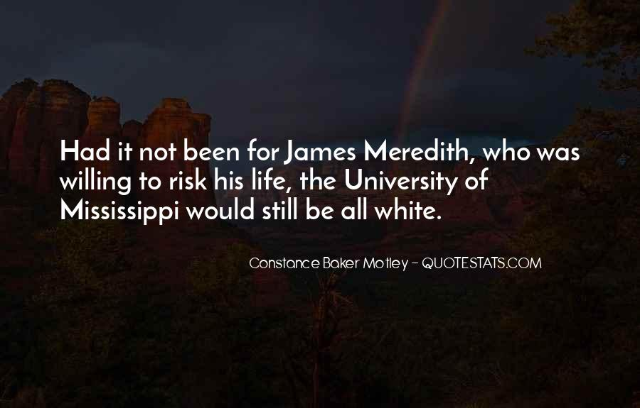 University Of Mississippi Sayings #1870275