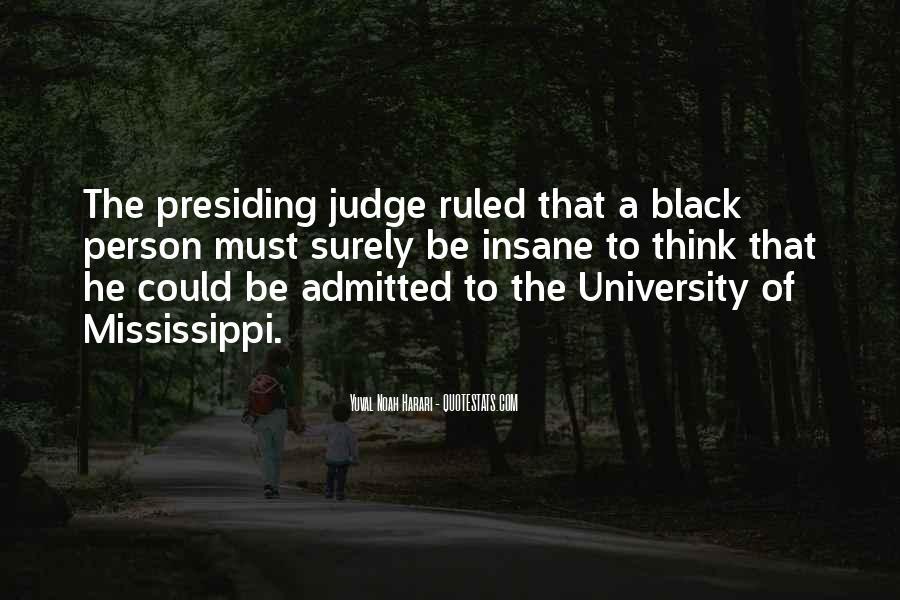 University Of Mississippi Sayings #660327