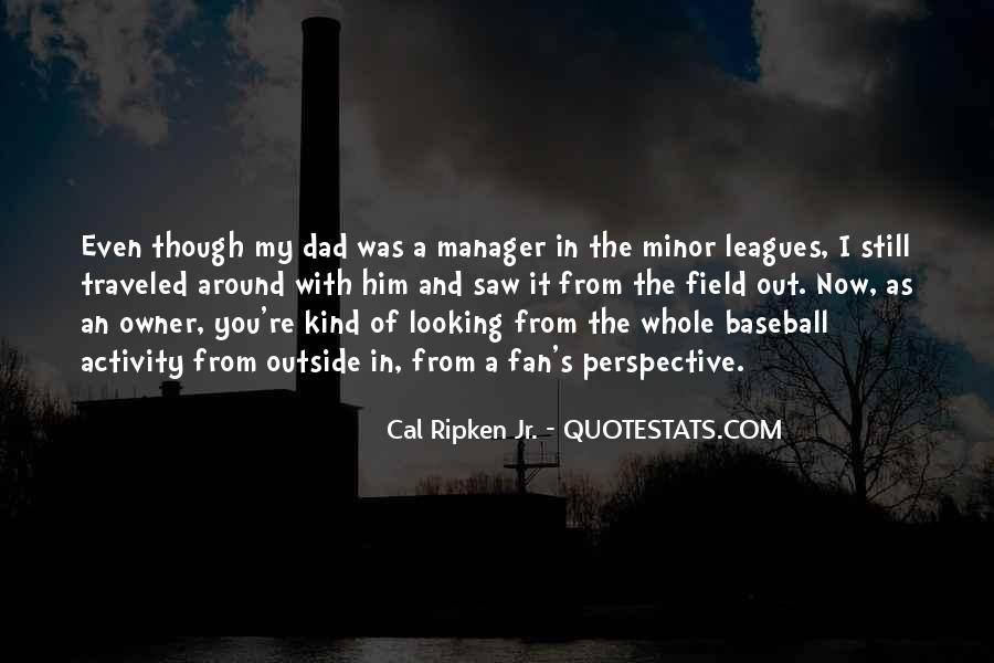 Baseball Manager Sayings #1830246