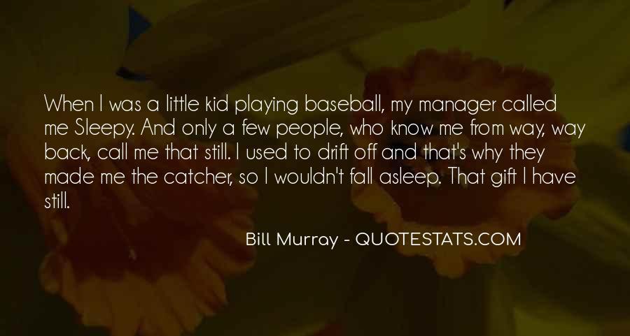 Baseball Manager Sayings #390226