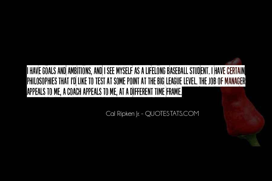 Baseball Manager Sayings #812238