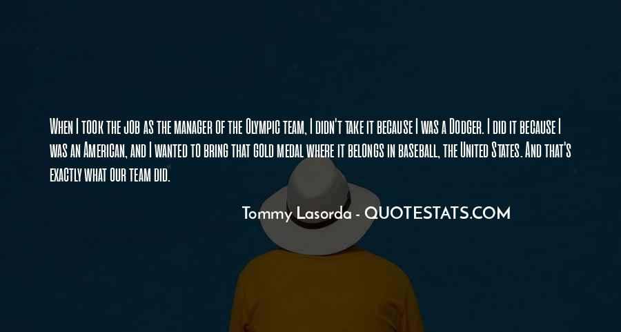 Baseball Manager Sayings #836584