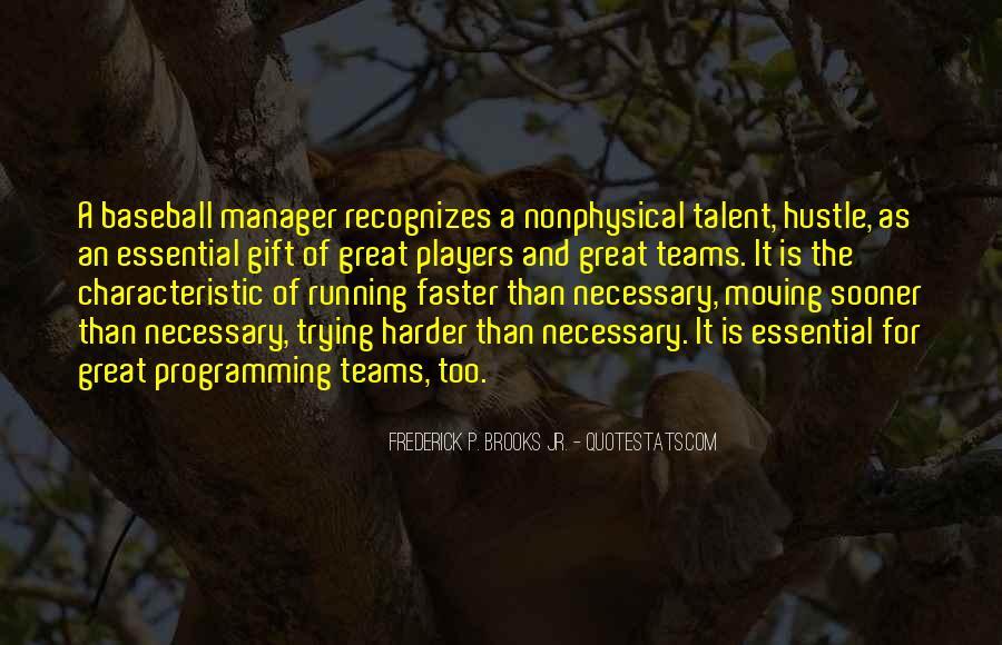 Baseball Manager Sayings #927721