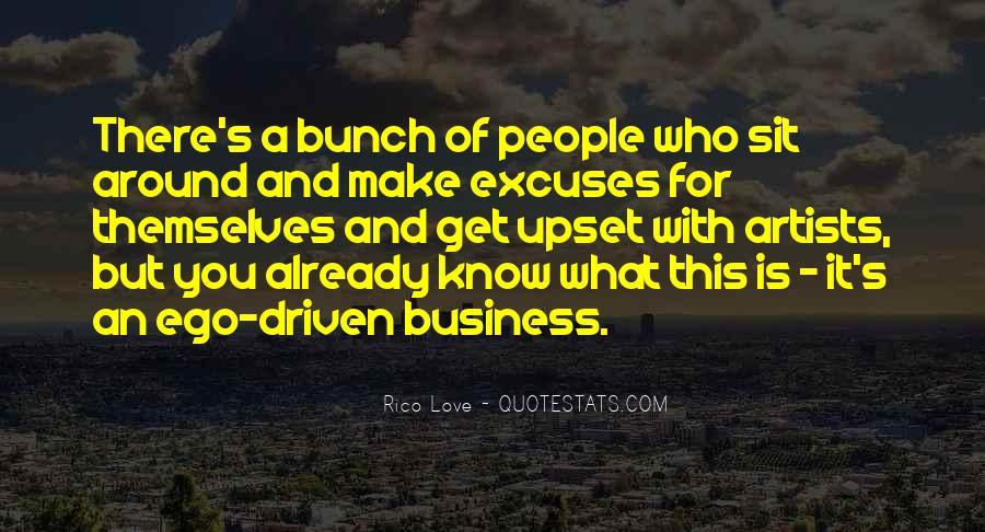 More Excuses Than Sayings #30352