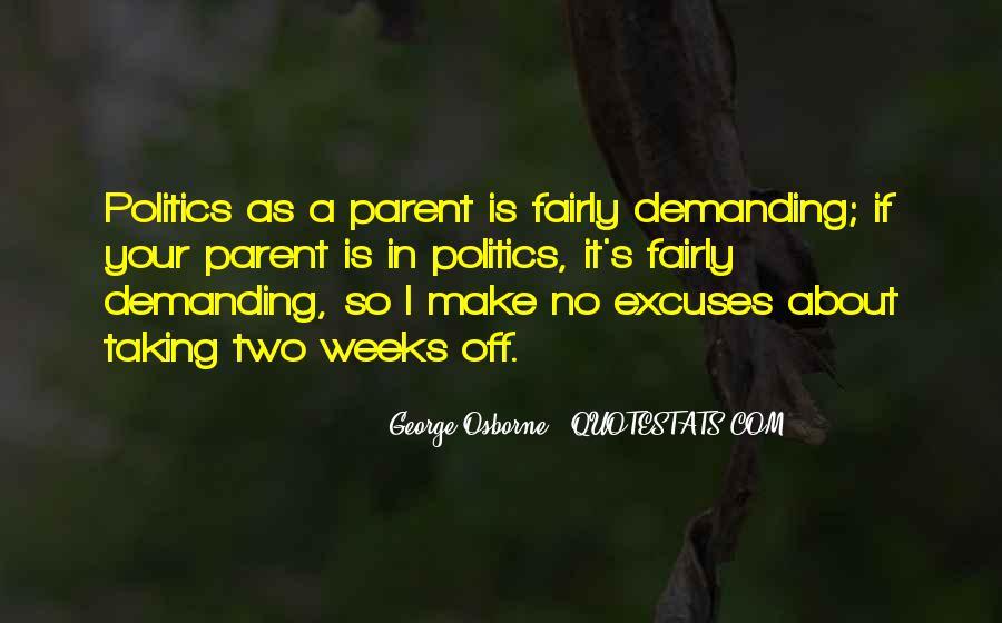 More Excuses Than Sayings #30896
