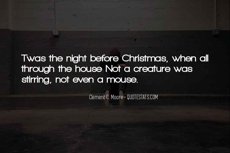 Mouse Christmas Sayings #1382039