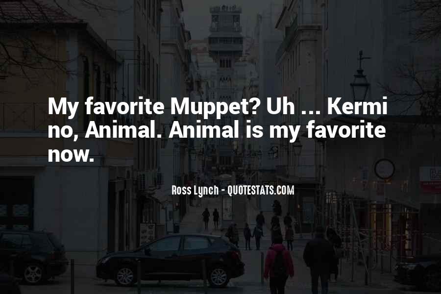 Animal Muppet Sayings #1726705