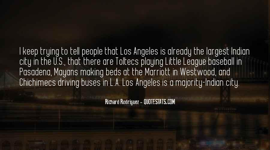Quotes About The Marriott #1866829