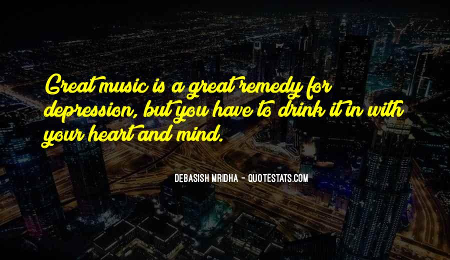 Music Quotes And Sayings #1099641