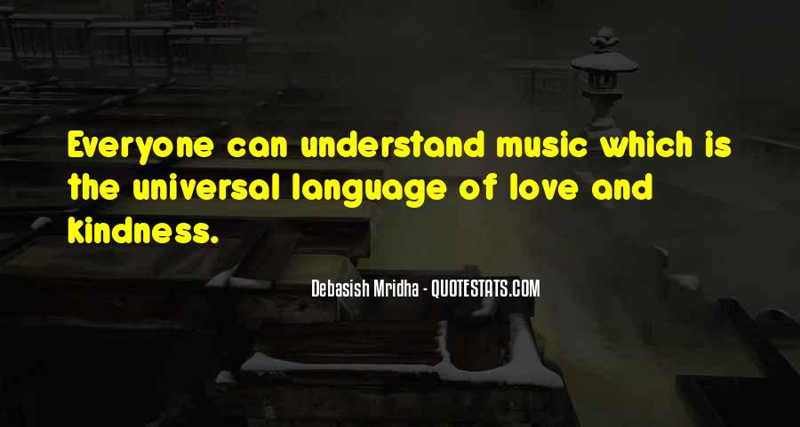 Music Quotes And Sayings #1242069