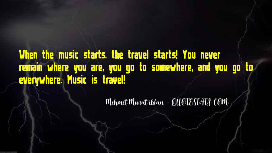 Music Quotes And Sayings #1313371