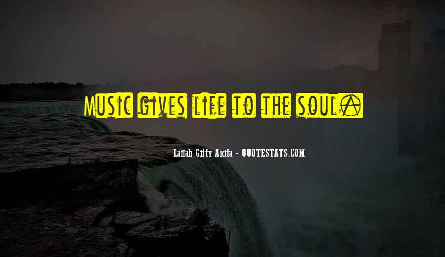 Music Quotes And Sayings #1381203