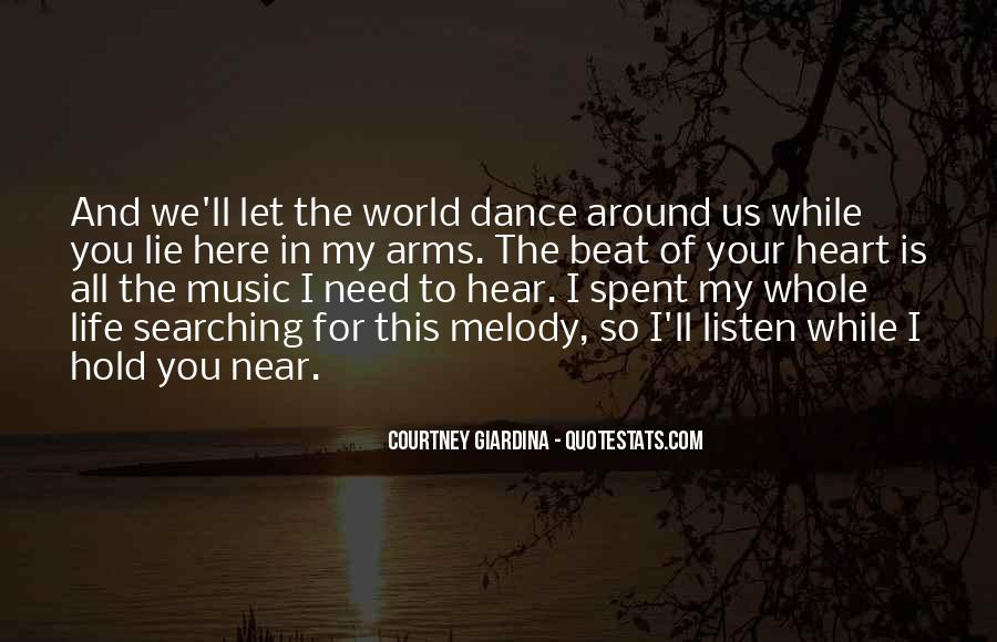 Music Quotes And Sayings #1516468