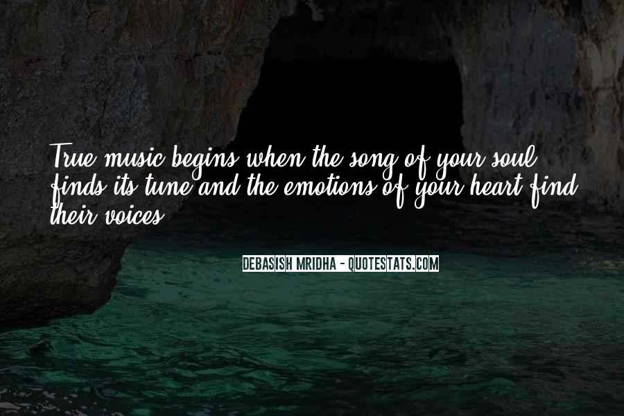Music Quotes And Sayings #1577788