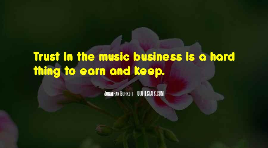 Music Quotes And Sayings #1663067
