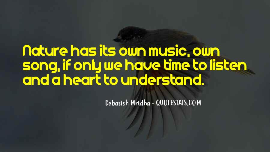 Music Quotes And Sayings #1747983