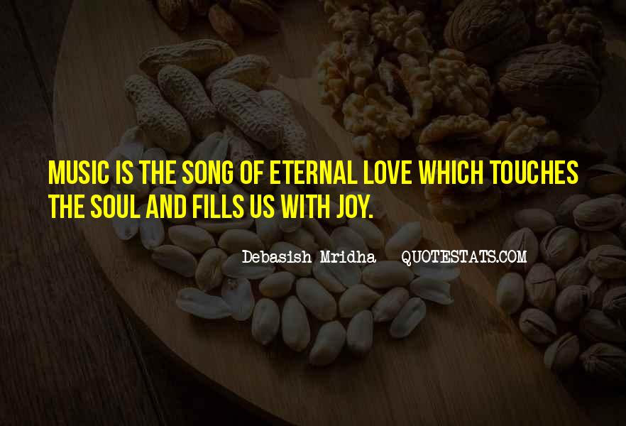 Music Quotes And Sayings #183605