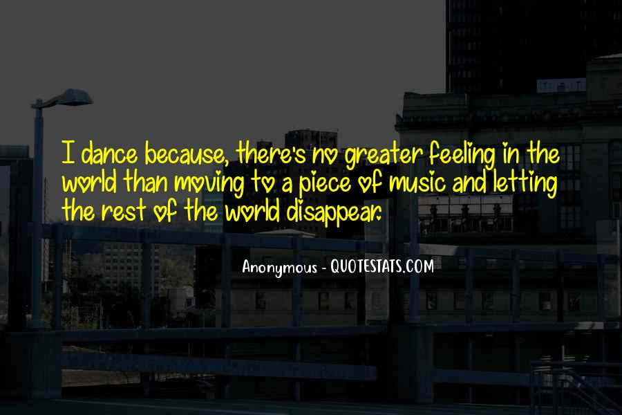 Music Quotes And Sayings #260671