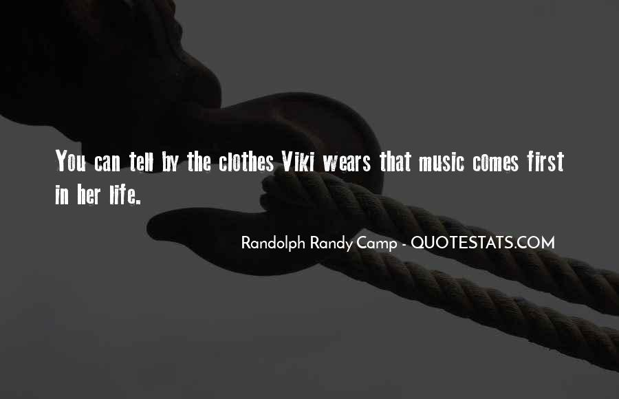 Music Quotes And Sayings #441968