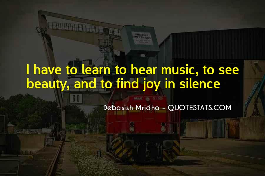 Music Quotes And Sayings #511827