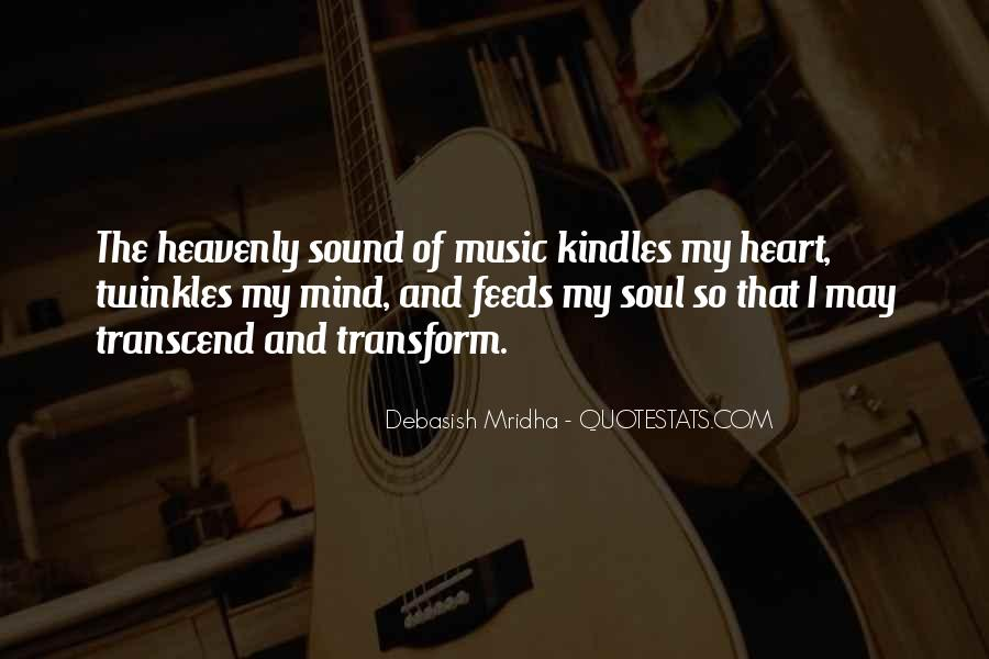 Music Quotes And Sayings #611304